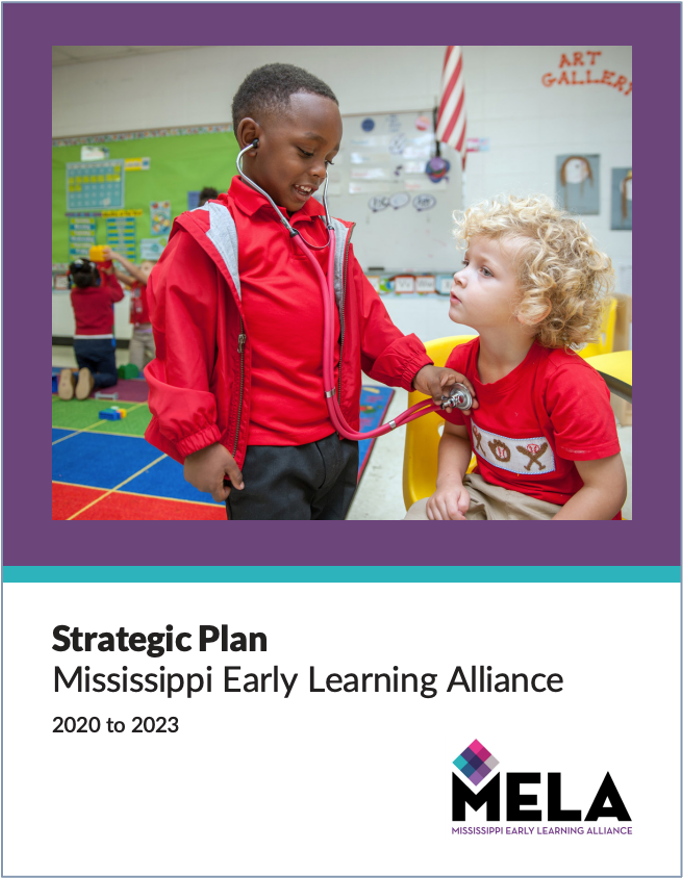 Front cover of Strategic Plan